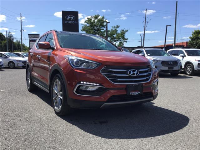 2017 Hyundai Santa Fe Sport 2.0T Limited (Stk: P3345) in Ottawa - Image 1 of 11