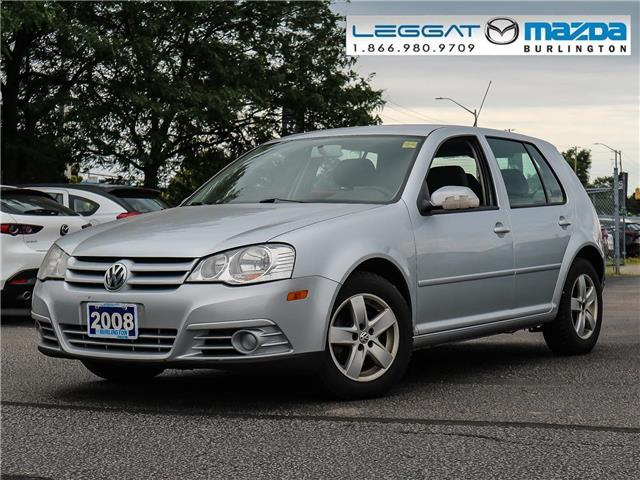 2008 Volkswagen City Golf 2.0L (Stk: 197085A) in Burlington - Image 1 of 5