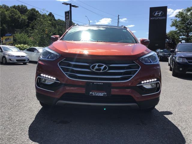2017 Hyundai Santa Fe Sport 2.0T Limited (Stk: P3345) in Ottawa - Image 2 of 11