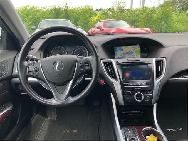 2015 Acura TLX V6 Tech (Stk: 18458A) in Cobourg - Image 12 of 26