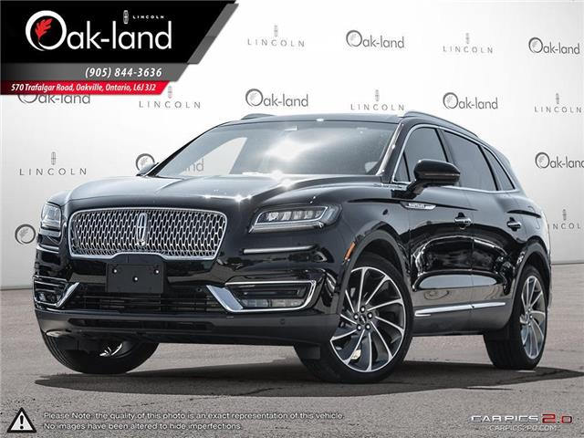 2019 Lincoln Nautilus Reserve (Stk: R3478) in Oakville - Image 1 of 27