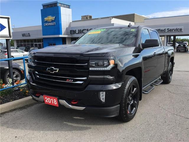 2018 Chevrolet Silverado 1500  (Stk: 185704) in Grimsby - Image 1 of 15