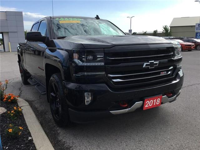 2018 Chevrolet Silverado 1500  (Stk: 185704) in Grimsby - Image 3 of 15