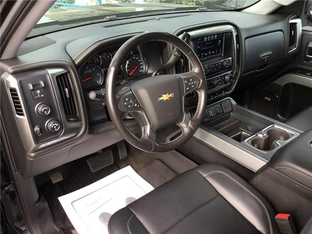 2018 Chevrolet Silverado 1500  (Stk: 185704) in Grimsby - Image 12 of 15