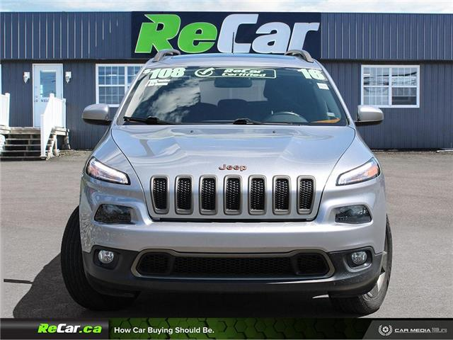 2016 Jeep Cherokee North (Stk: 190752A) in Fredericton - Image 2 of 25