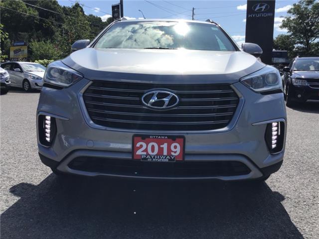 2019 Hyundai Santa Fe XL Luxury (Stk: X1351) in Ottawa - Image 2 of 11