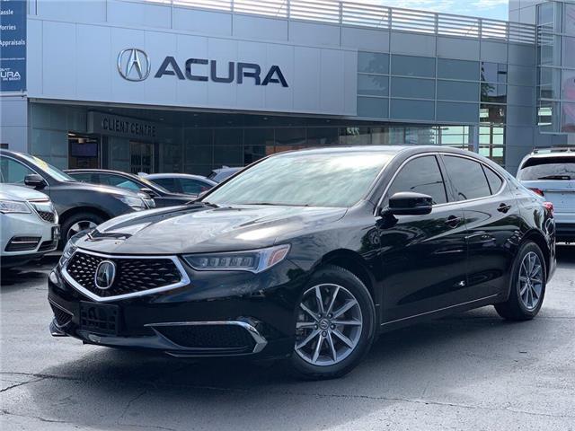 2018 Acura TLX Tech (Stk: 20002A) in Burlington - Image 1 of 30