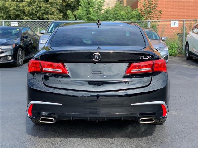 2018 Acura TLX Tech (Stk: 20002A) in Burlington - Image 8 of 30