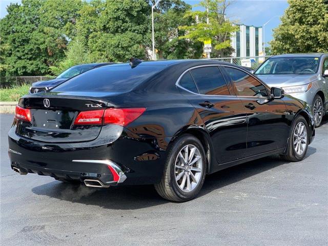 2018 Acura TLX Tech (Stk: 20002A) in Burlington - Image 9 of 30