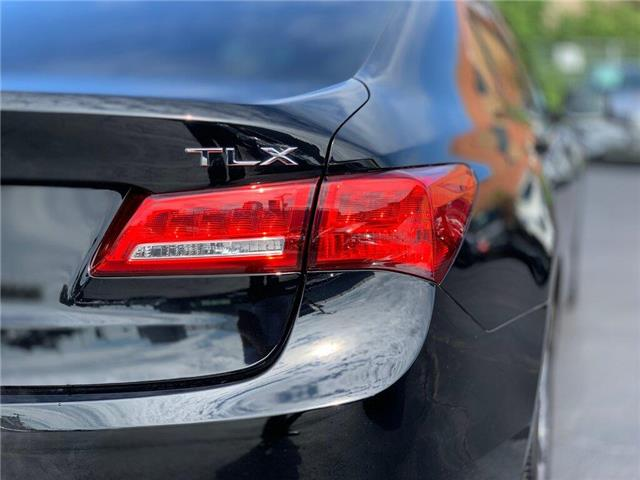 2018 Acura TLX Tech (Stk: 20002A) in Burlington - Image 11 of 30
