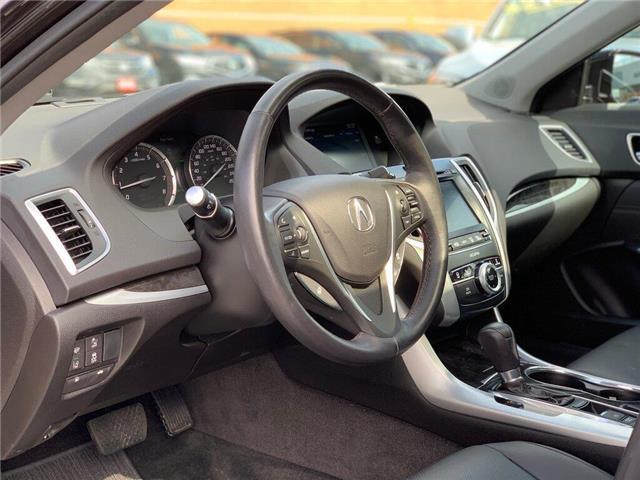 2018 Acura TLX Tech (Stk: 20002A) in Burlington - Image 14 of 30