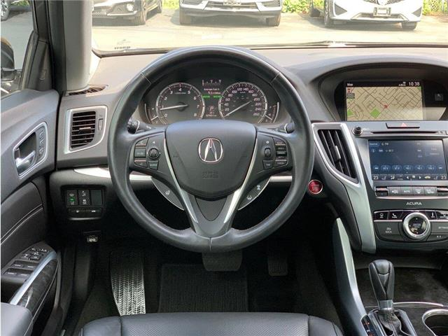 2018 Acura TLX Tech (Stk: 20002A) in Burlington - Image 15 of 30
