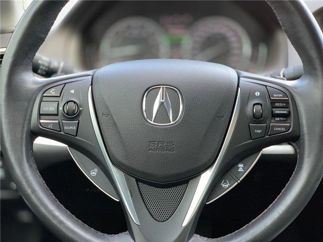 2018 Acura TLX Tech (Stk: 20002A) in Burlington - Image 16 of 30