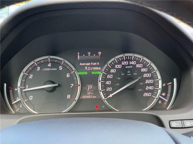 2018 Acura TLX Tech (Stk: 20002A) in Burlington - Image 17 of 30