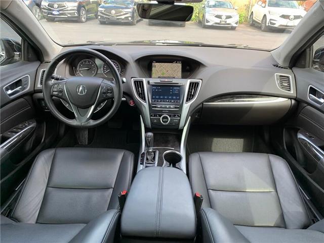 2018 Acura TLX Tech (Stk: 20002A) in Burlington - Image 18 of 30