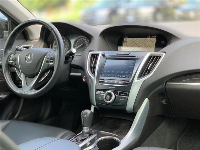 2018 Acura TLX Tech (Stk: 20002A) in Burlington - Image 21 of 30
