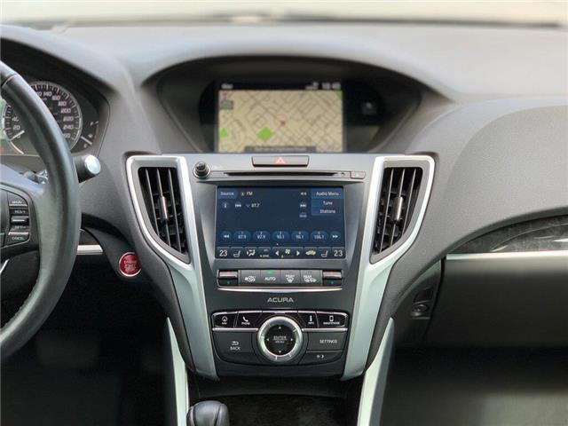 2018 Acura TLX Tech (Stk: 20002A) in Burlington - Image 22 of 30