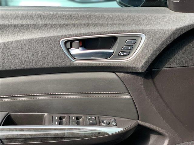 2018 Acura TLX Tech (Stk: 20002A) in Burlington - Image 26 of 30