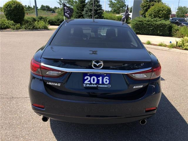 2016 Mazda MAZDA6 GT (Stk: 16689A) in Oakville - Image 4 of 20