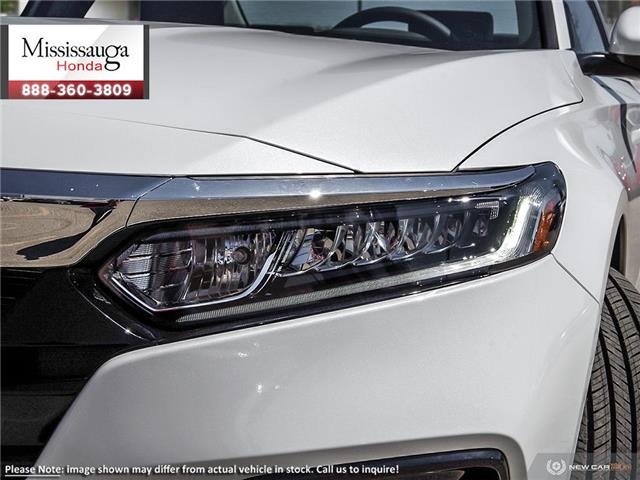 2019 Honda Accord EX-L 1.5T (Stk: 326910) in Mississauga - Image 10 of 23