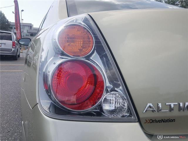 2002 Nissan Altima SL (Stk: G0191A) in Abbotsford - Image 11 of 25