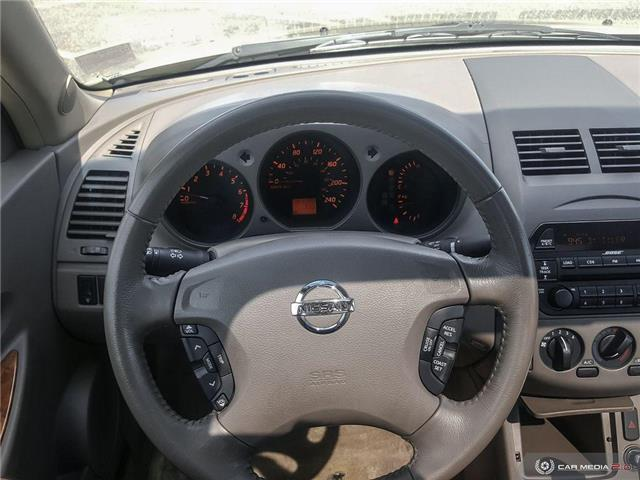 2002 Nissan Altima SL (Stk: G0191A) in Abbotsford - Image 14 of 25