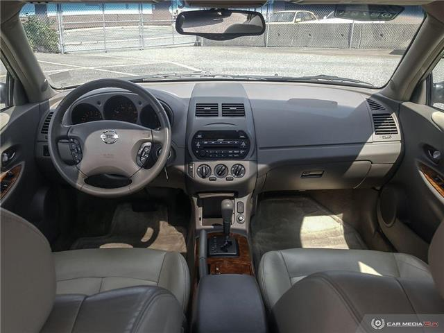 2002 Nissan Altima SL (Stk: G0191A) in Abbotsford - Image 24 of 25