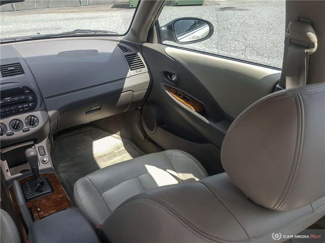 2002 Nissan Altima SL (Stk: G0191A) in Abbotsford - Image 25 of 25
