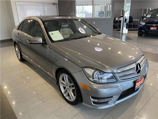 2013 Mercedes-Benz C-Class Base (Stk: 923133A) in North York - Image 1 of 27