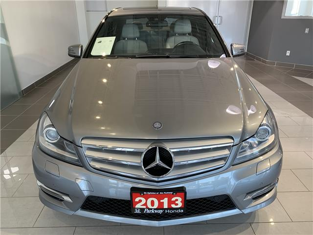 2013 Mercedes-Benz C-Class Base (Stk: 923133A) in North York - Image 2 of 27