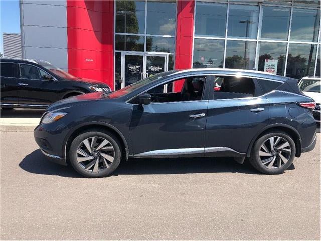 2016 Nissan Murano Platinum (Stk: SU0763) in Stouffville - Image 2 of 12