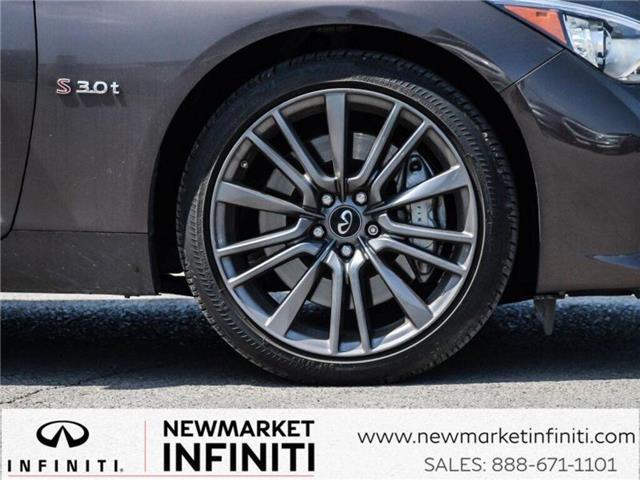 2016 Infiniti Q50 Red Sport 400 (Stk: UI1225) in Newmarket - Image 5 of 26