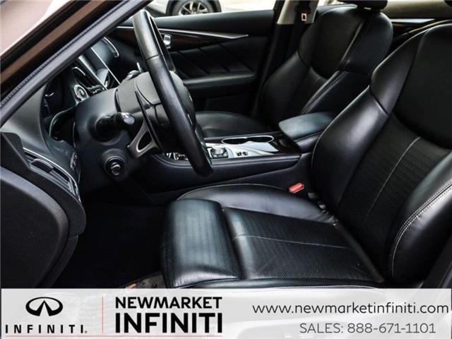 2016 Infiniti Q50 Red Sport 400 (Stk: UI1225) in Newmarket - Image 10 of 26