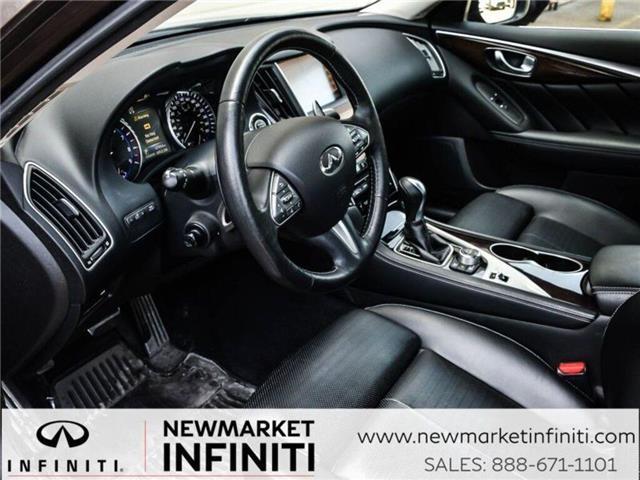 2016 Infiniti Q50 Red Sport 400 (Stk: UI1225) in Newmarket - Image 11 of 26