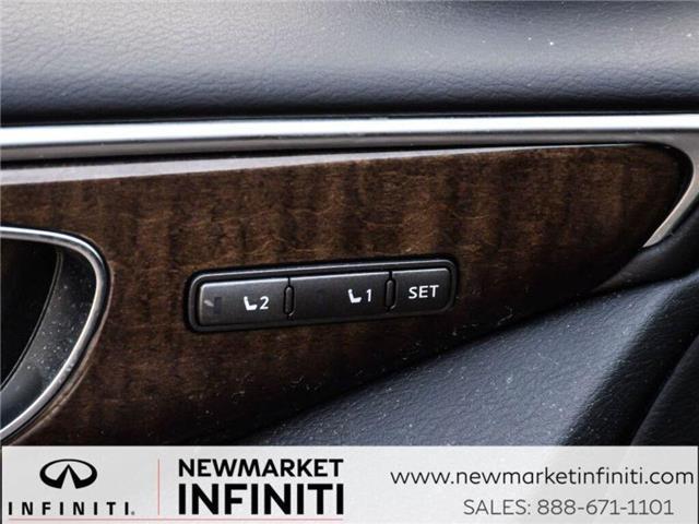 2016 Infiniti Q50 Red Sport 400 (Stk: UI1225) in Newmarket - Image 13 of 26