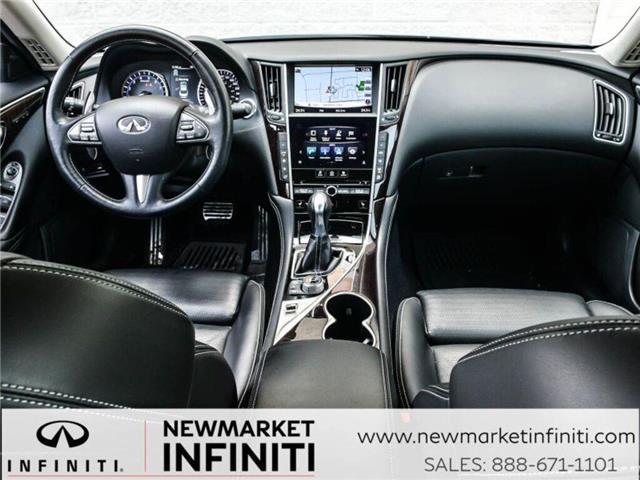 2016 Infiniti Q50 Red Sport 400 (Stk: UI1225) in Newmarket - Image 15 of 26