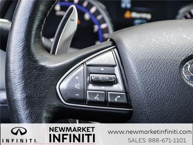 2016 Infiniti Q50 Red Sport 400 (Stk: UI1225) in Newmarket - Image 17 of 26