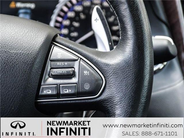 2016 Infiniti Q50 Red Sport 400 (Stk: UI1225) in Newmarket - Image 18 of 26