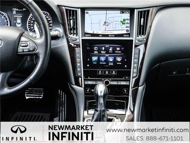 2016 Infiniti Q50 Red Sport 400 (Stk: UI1225) in Newmarket - Image 20 of 26