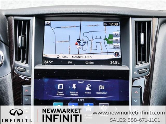 2016 Infiniti Q50 Red Sport 400 (Stk: UI1225) in Newmarket - Image 21 of 26