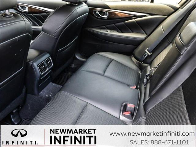 2016 Infiniti Q50 Red Sport 400 (Stk: UI1225) in Newmarket - Image 25 of 26
