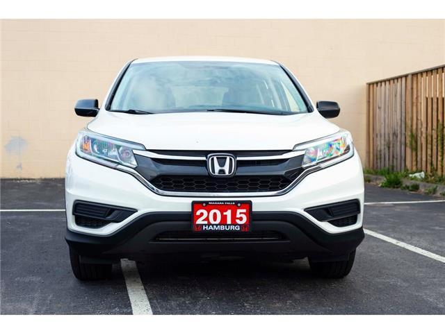2015 Honda CR-V LX (Stk: T5286) in Niagara Falls - Image 2 of 20