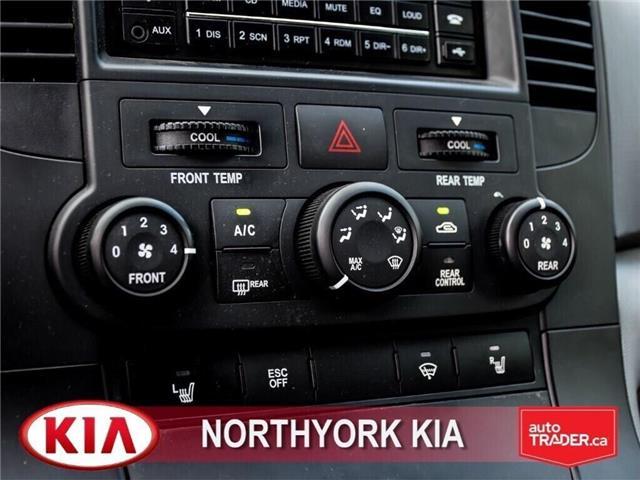 2012 Kia Sedona EX Power (Stk: N2183A) in Toronto - Image 19 of 26