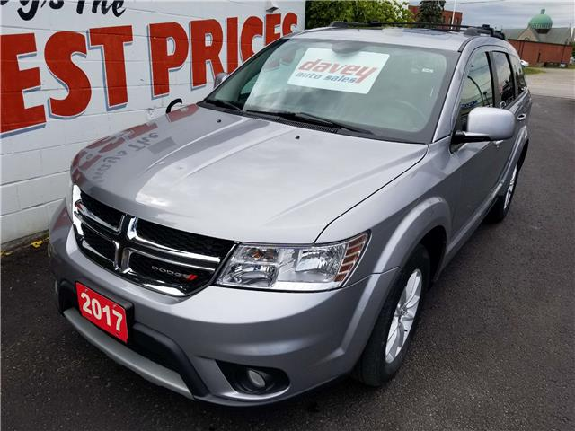 2017 Dodge Journey SXT (Stk: 19-550) in Oshawa - Image 1 of 14