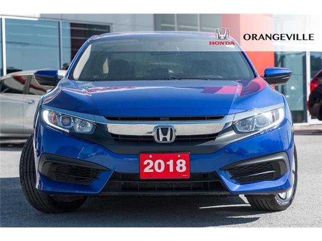 2018 Honda Civic LX (Stk: F19293A) in Orangeville - Image 2 of 19