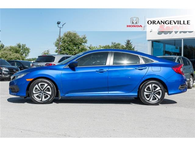 2018 Honda Civic LX (Stk: F19293A) in Orangeville - Image 3 of 19