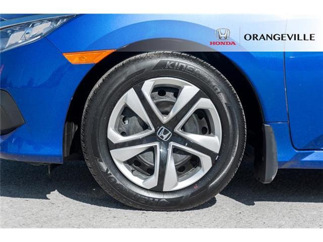 2018 Honda Civic LX (Stk: F19293A) in Orangeville - Image 4 of 19