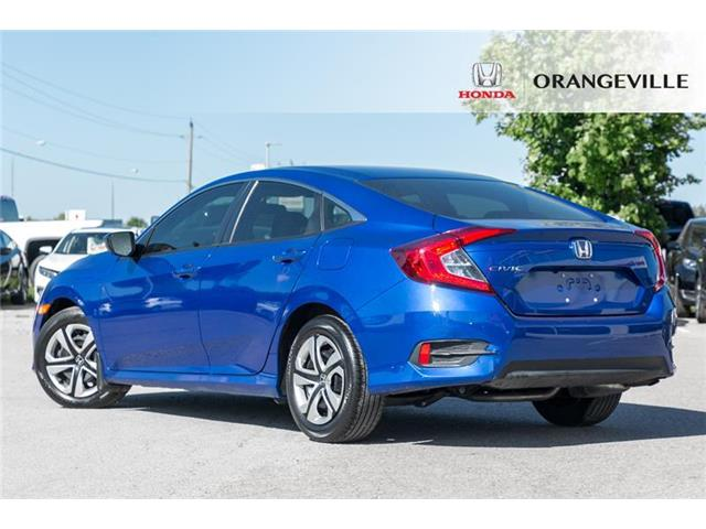 2018 Honda Civic LX (Stk: F19293A) in Orangeville - Image 5 of 19