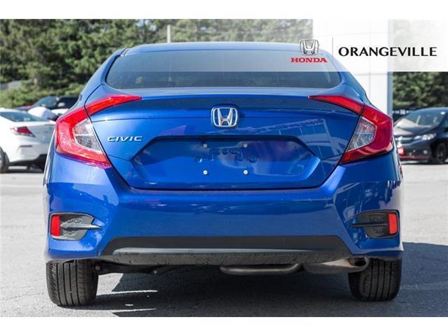 2018 Honda Civic LX (Stk: F19293A) in Orangeville - Image 6 of 19