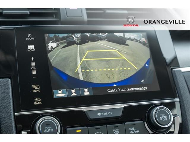 2018 Honda Civic LX (Stk: F19293A) in Orangeville - Image 9 of 19
